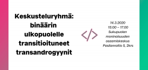 Transandrogyynit